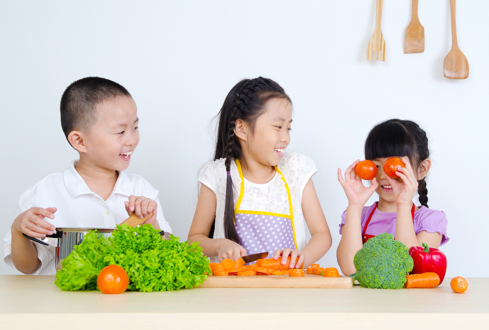 Nutrient Requirements for Children