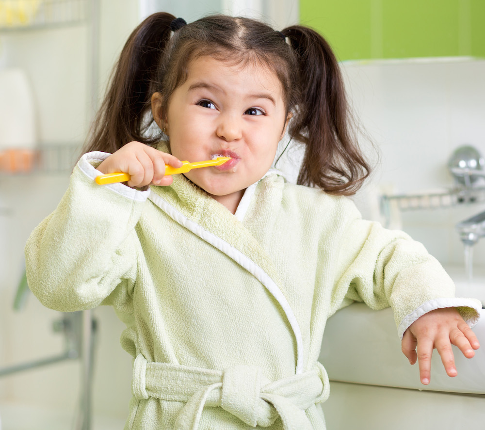 how can I reduce my child's risk for cavities