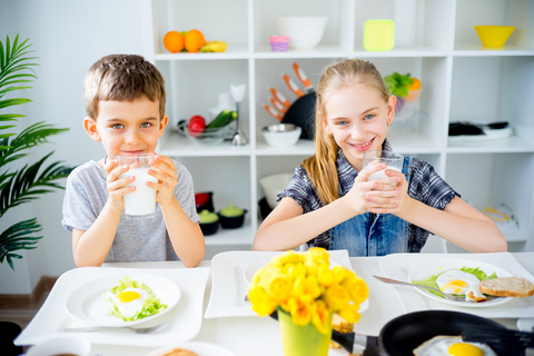 healthy diets for kids