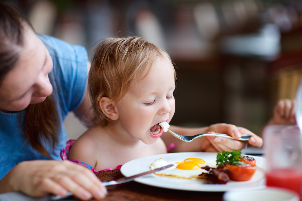 Good Eating Habits for Toddlers